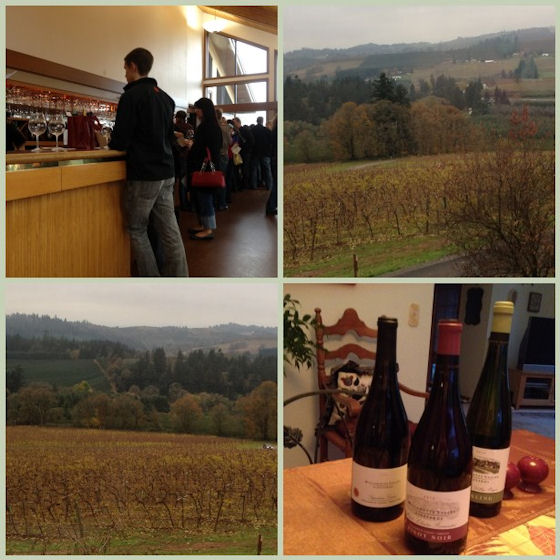 Mosaic Monday - Wine Tasting Fall Outing