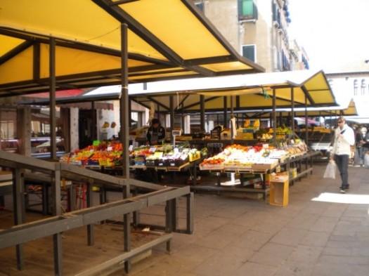 Farmers Market Venice Italy