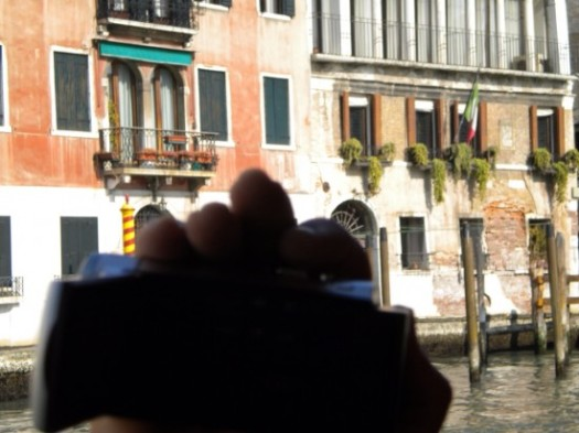 Window Gardens Venice Italy