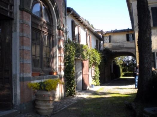 Winery Buildings