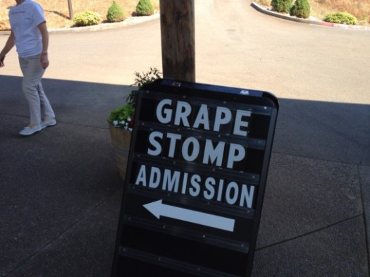Grape Stomp Admission